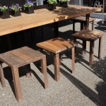 Bespoke outdoor furniture