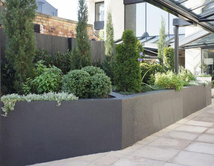 Raised Planters Landscape Design Garden Care Services