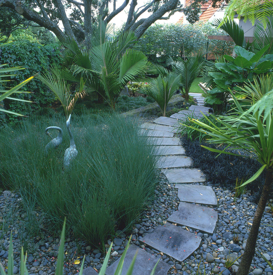 Paths patios driveways landscape design garden care for Landscaping companies in new zealand