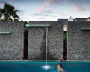 Landscape design ideas for garden walls