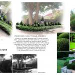 Planting plan, re-design