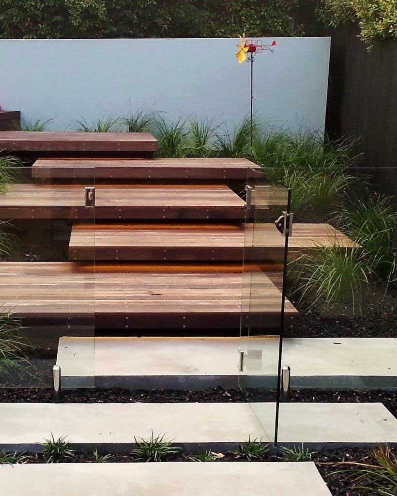 Steps landscape design garden care services and for Landscaping companies in new zealand
