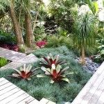 Subtropical garden design