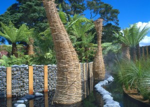Auckland garden makeovers for events