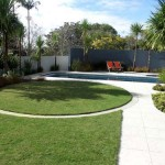 Intricately designed lawn care