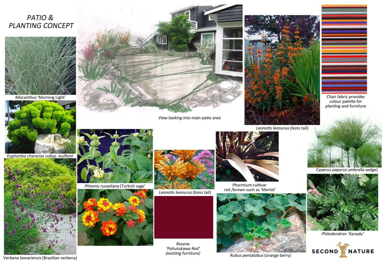 Planting plans - Landscape design, garden care services ...