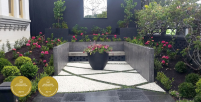 Gold Award Landscape Second Nature Garden